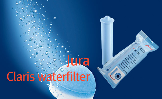 Jura Claris Waterfilter